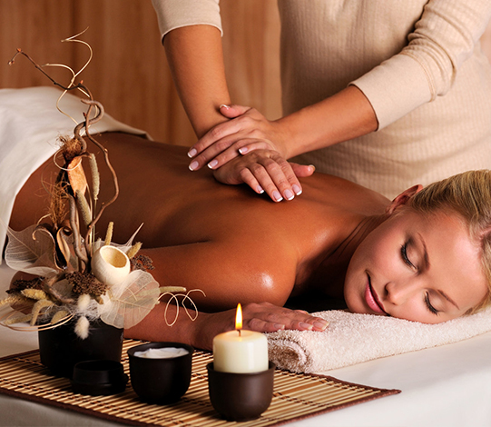 massagio olistico
