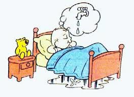 Enuresi notturna nei bambini cause psicologiche